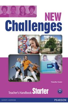 New Challenges Starter Teacher´s Handbook