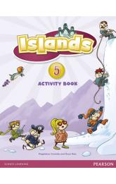 Islands 5 Activity Book plus PIN code