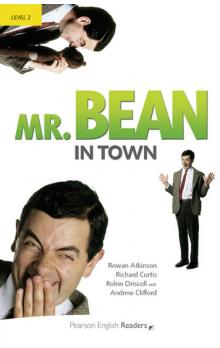 PER | Level 2: Mr Bean in Town Bk/MP3 Pack