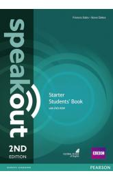 Speakout 2nd Edition Starter Students´ Book w/ DVD-ROM Pack