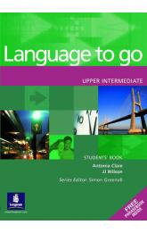 Language to Go Upper Intermediate Students´ Book
