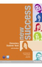 New Success Elementary Students´ Book w/ Active Book Pack