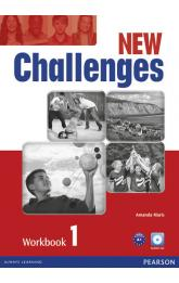 New Challenges 1 Workbook w/ Audio CD Pack