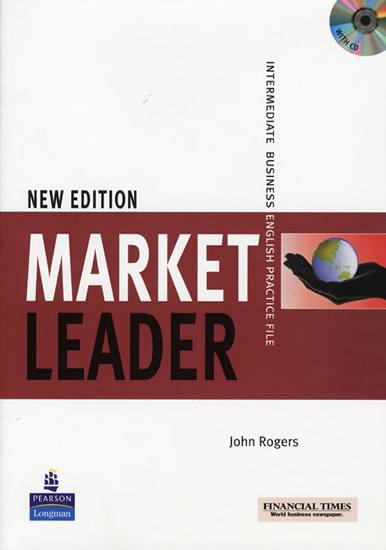 Market Leader New Edition Intermediate Practice File w/ CD Pack