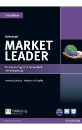 Market Leader 3rd Edition Advanced Coursebook w/ DVD-ROM/ MyEnglishLab Pack
