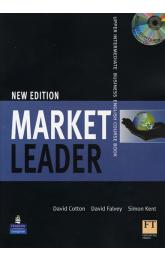 Market Leader Upper Intermediate Coursebook w/ Class CD/Multi-Rom Pack