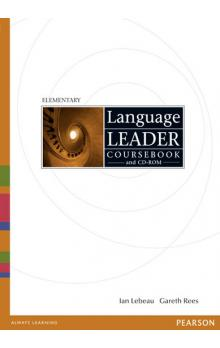 Language Leader Elementary Coursebook w/ CD-ROM Pack