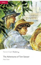 PER | Level 1: The Adventures of Tom Sawyer Bk/CD Pack