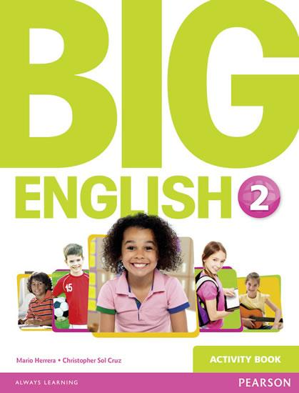 Big English 2 Activity Book - Herrera Mario