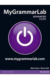MyGrammarLab Advanced w/ MyEnglishLab Pack (no key)