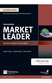 Market Leader 3rd Edition Extra Intermediate Coursebook w/ DVD-ROM Pack