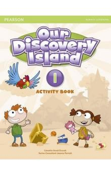 Our Discovery Island CE 1 Activity book