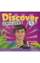 Discover English 4 Class CD