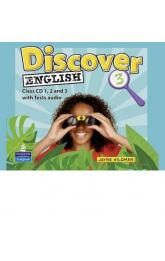 Discover English 3 Class CD