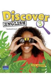 Discover English CE 3 Teacher´s Book