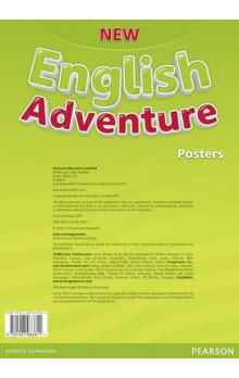 New English Adventure 1 Posters