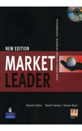 Market Leader Intermediate Coursebook w/ Multi-Rom Pack