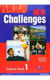 New Challenges 1 Students´ Book w/ Active Book Pack
