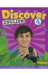 Discover English CE 4 Students´ Book