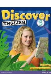 Discover English CE 5 Students´ Book