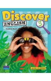 Discover English CE 3 Students´ Book