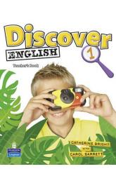 Discover English CE 1 Teacher´s Book