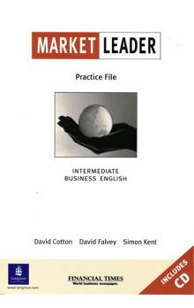 Market Leader Intermediate Practice File Book and CD Pack