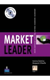 Market Leader New Edition Advanced Teacher´s Book w/ Test Master CD-ROM Pack
