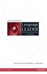 Language Leader Upper Intermediate CourseBook w/ CD-ROM/MyEnglishLab Pack