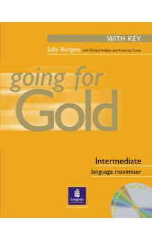 Going for Gold Intermediate Language Maximiser w/ CD Pack (w/ key)