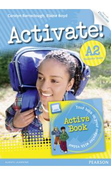 Activate! A2 Students´ Book w/ Access Code/Active Book Pack