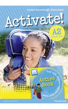 Activate! A2 Students´ Book/Active Book Pack