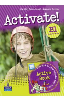 Activate! B1 Students´ Book and Active Book Pack