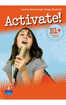 Activate! B1+ Workbook with Key