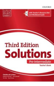 Maturita Solutions 3rd Edition Pre-Intermediate Teacher's Pack