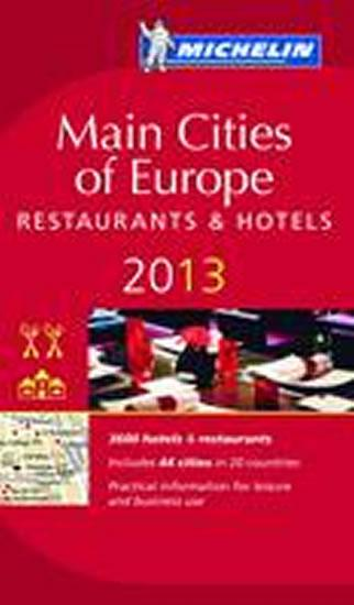 Main Cities of Europe 2013