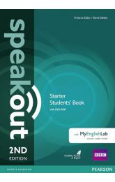 Speakout 2nd Edition Starter Students´ Book w/ DVD-ROM/MyEnglishLab Pack