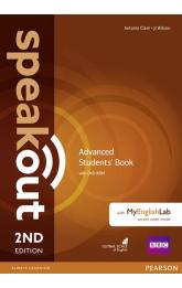 Speakout 2nd Edition Advanced Students´ Book w/ DVD-ROM/MyEnglishLab Pack