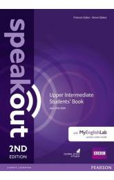Speakout 2nd Edition Upper Intermediate Students´ Book w/ DVD-ROM/MyEnglishLab Pack