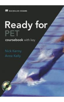 Ready for Pet Third Edition Course Book With Answer Key
