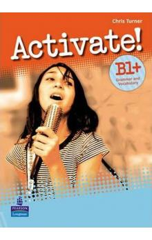 Activate! B1+ Grammar and Vocabulary Book