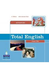 Total English Advanced Class CDs