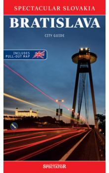 Bratislava City Guide -- Inclused Pull-out Map