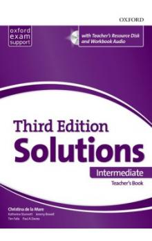 Maturita Solutions 3rd Edition Intermediate Teacher's Pack