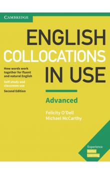 English Collocations in Use: Advanced, 2E -- Učebnice