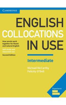 English Collocations in Use Intermediate, 2E -- Učebnice