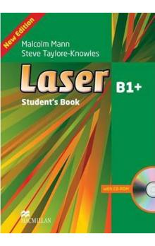 Laser 3rd Edition B1+ Student&#39s Book and CD-ROM Pack