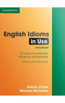 English Idioms in Use Advanced with Answers, 2E -- Učebnice