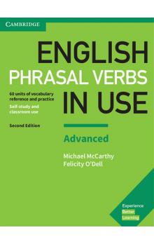 English Phrasal Verbs in Use Advanced with Answers, 2E -- Učebnice