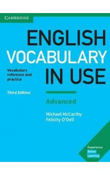 English Vocabulary in Use Advanced with answers, 3E -- Učebnice